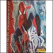 Figurinhas do Álbum O Espetacular Homem Aranha 2 A Ameaça de Electro 2014
