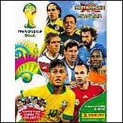 Figurinhas do Album Adrenalyn XL World Cup Brasil 2014