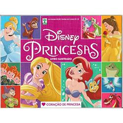 Figurinhas do Álbum Disney Princesas Coração de Princesa 2018 Abril