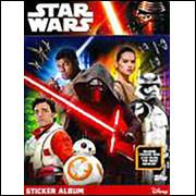 Figurinhas do Álbum A Star Wars 2016 Topps