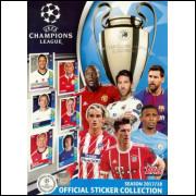 Figurinhas do Album Uefa Champions League 2017 2018 Topps