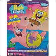 Figurinhas do Album Bob Esponja 2013 Topps
