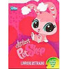 Lote 009 Album Completo Littlest Petshop 2013 Topps