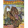 Lote 002 Album Vazio Dinossauros Eles Estão Chegando 2008 Alto Astral