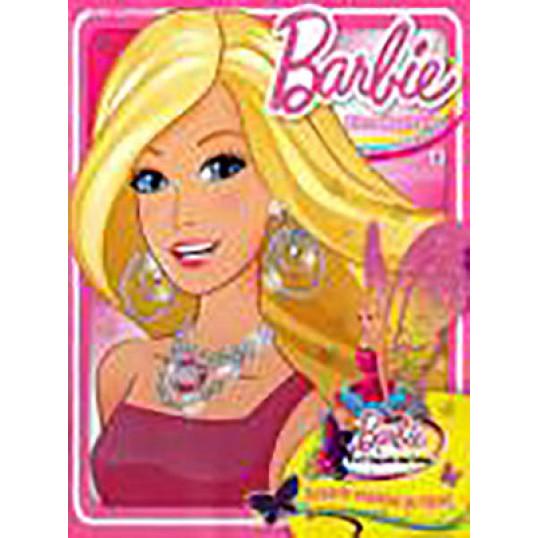 Figurinhas do Album Barbie e o Segredo das Fadas 2011 Alto Astral