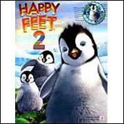 Figurinhas do Album Happy Feet 2 2011 Alto Astral
