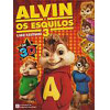 Figurinhas do Album Alvin e os Esquilos 3 2011 Alto Astral
