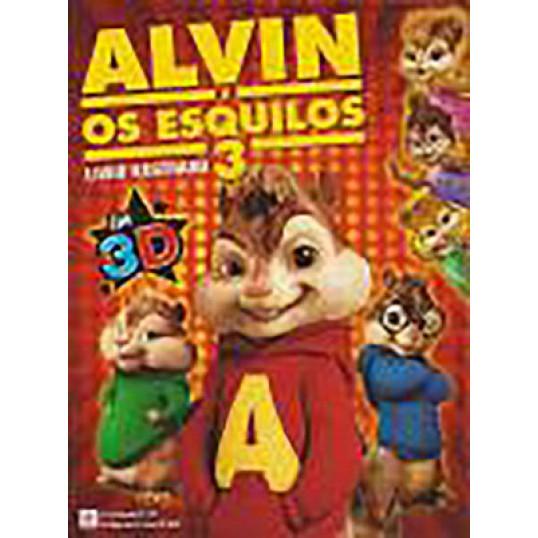 Album Completo Alvin e os Esquilos 3 2011 Alto Astral