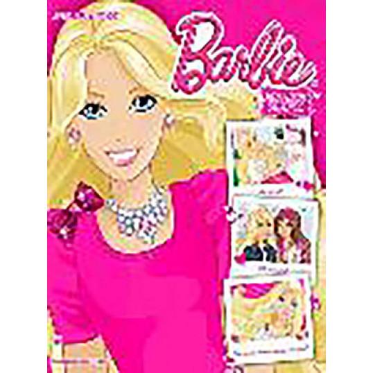 Figurinhas do Album Barbie Meu Album De Fotos 2014 Alto Astral