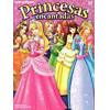 Lote 027 Album Completo Princesas Encantadas 2014 Alto Astral