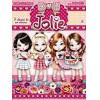 Lote 031 Album Completo Jolie A Alegria De Ser Menina 2015 Alto Astral