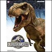 Figurinhas do Album Jurassic World 2015 Alto Astral