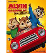 Figurinhas do Album Alvin e os Esquilos Na Estrada 2015 Alto Astral