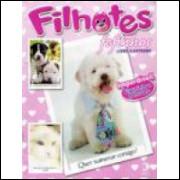 Figurinhas do Album Filhotes Fofinhos 2007 Peixes