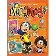 Figurinhas do Album Mig & Meg 2005 Deomar