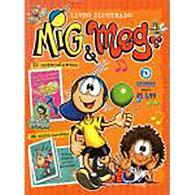 Lote 001 Album Vazio Mig & Meg 2005 Deomar