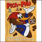 Figurinhas do Album Pica Pau 2007 Deomar