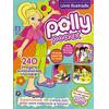 Figurinhas do Album Polly Pocket 2008 Deomar