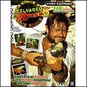 Figurinhas do Album Selvagem ao Extremo 2009 Deomar