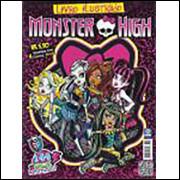 Envelope Monster High 2012 Deomar