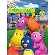 Figurinhas do Album Backyardigans 2007 Emporium De Ideias