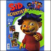 Figurinhas do Album Sid O Cientista 2010 Emporium De Idéias