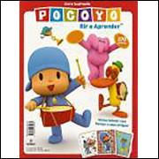 Figurinhas do Álbum Pocoyo Rir e Aprender