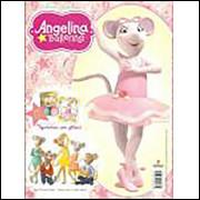 Figurinhas do Album Angelina Ballerina 2012 Emporium De Ideias