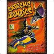 Figurinhas do Album Extreme Zombies 2003 Kromo