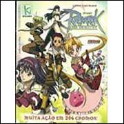 Lote 003 Album Vazio Brasil Ragnarok The Animation 2004 Kromo