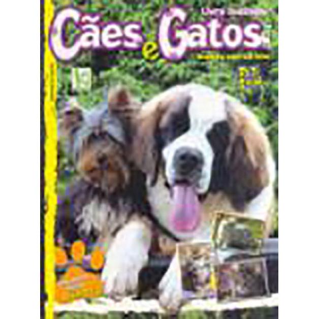 Album Vazio Cães e Gatos 2005 Kromo