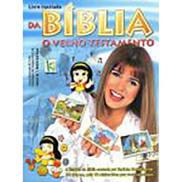Lote 009 Album Vazio Da Biblia A Velho Testamento 2005 Kromo