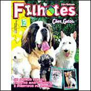 Lote 012 Envelope Filhotes Cães e Gatos 2006 Kromo