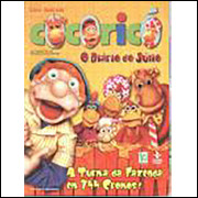 Figurinhas do Album Cocorico O Diario Do Julio 2006 Kromo