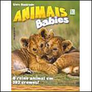 Lote 016 Album Vazio Animais Babies 2006 Kromo