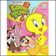 Figurinhas do Album Looney Tunes 2007 Kromo
