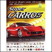 Lote 019 Album Vazio Super Carros 2007 Kromo