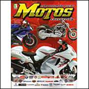 Lote 020 Envelope Motos Collection 2008 Kromo