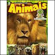 Lote 022 Album Completo Animais Do Zoologico De Sao Paulo 2008 Kromo