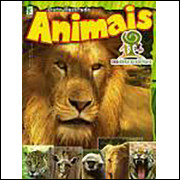 Lote 022 Album Vazio Animais Do Zoologico De Sao Paulo 2008 Kromo