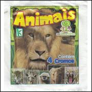 Lote 022 Envelope Animais Do Zoologico De São Paulo 2008 Kromo