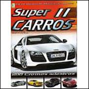 Lote 024 Album Vazio Super Carros 2 2009 Kromo