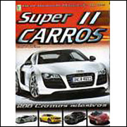 Lote 024 Envelope Super Carros 2 2009 Kromo