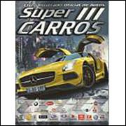 Lote 030 Album Vazio Super Carros 3 2013 Kromo
