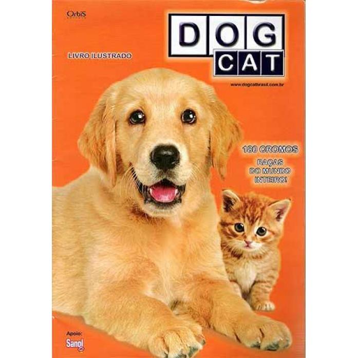 Lote 001 Album Completo DogCat 2007 Orbis