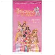 Lote 002 Envelope Princesas Do Mundo 2008 Orbis