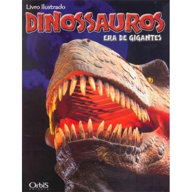 Lote 003 Album Vazio Dinossauros Era De Gigantes 2009 Orbis