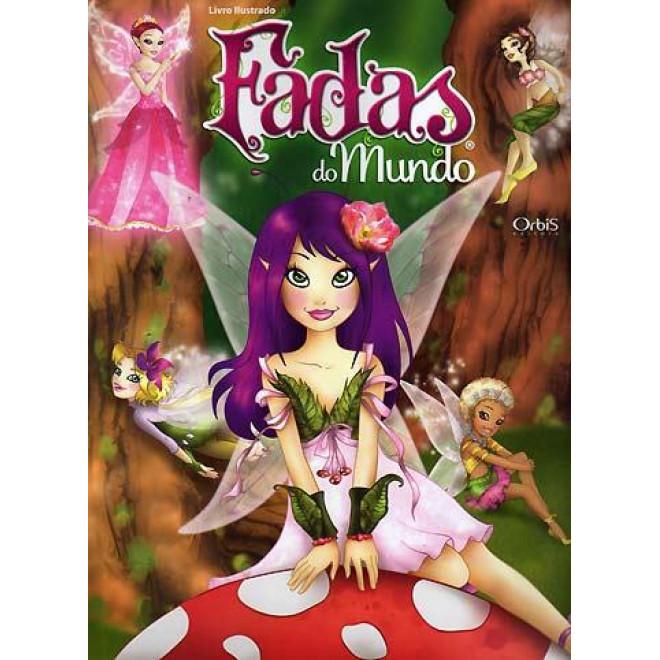 Figurinhas do Album Fadas Do Mundo 2009 Orbis