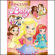Figurinhas do Album Princesas Do Mundo Baby 2010 Orbis