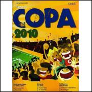 Lote 009 Album Completo Rumo A Copa 2010 Orbis